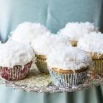 Ina Garten's Coconut Cupcakes