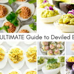 The ULTIMATE Guide to Deviled Eggs {50+ recipes}