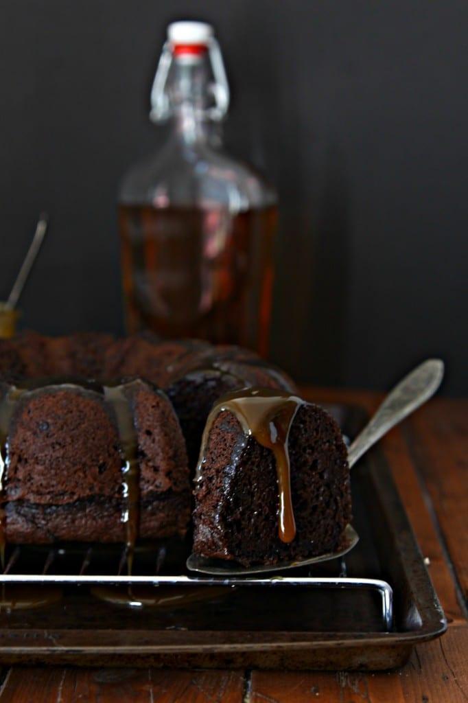 bourbon bundt cake