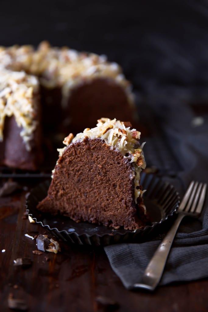 Beet Pound Cake