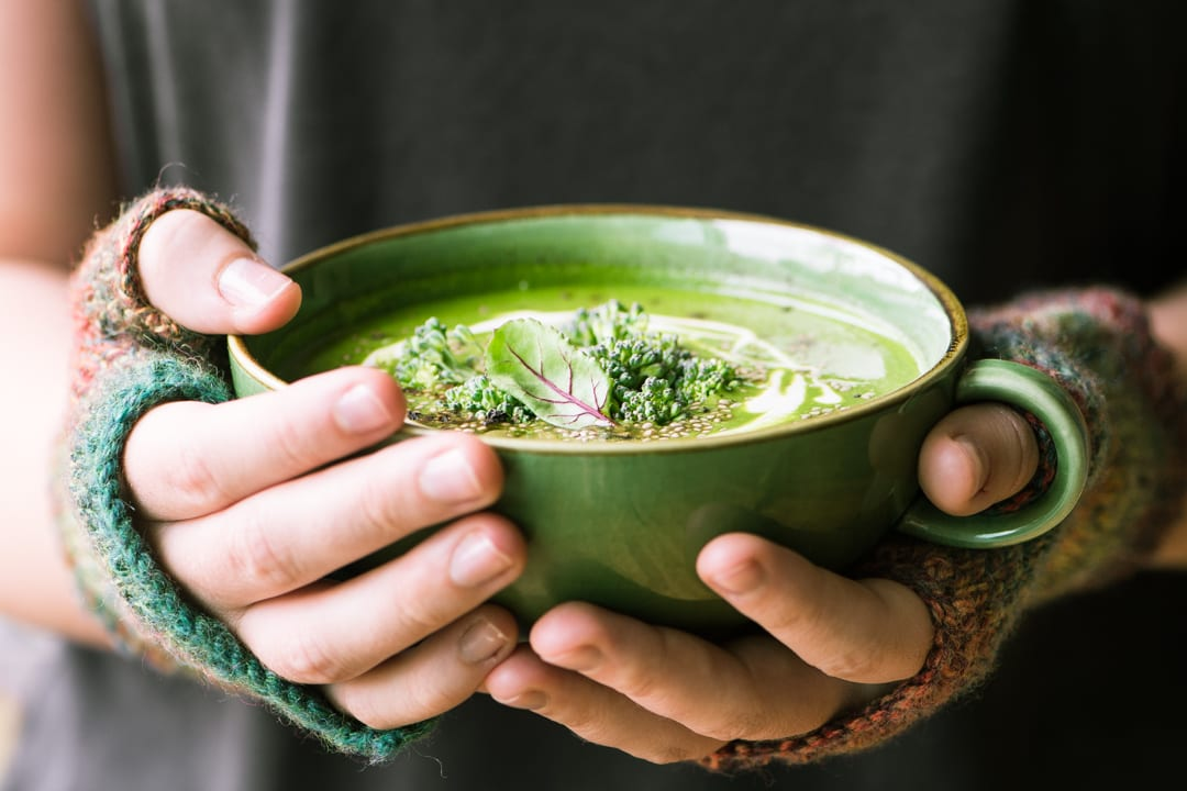 green goddess soup for weight loss