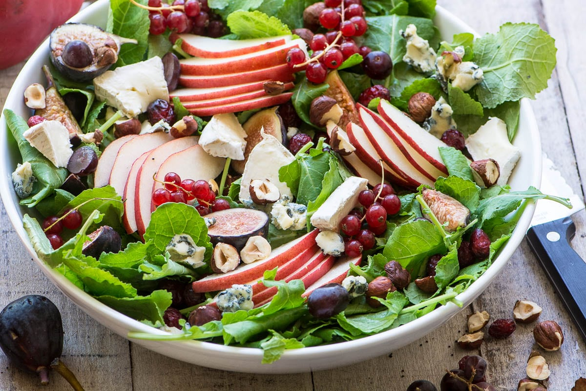 15 Thanksgiving Salads That Might Just Outshine The Bird The View From Great Island