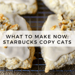 What to Make Now: Starbucks Copy Cat Recipes
