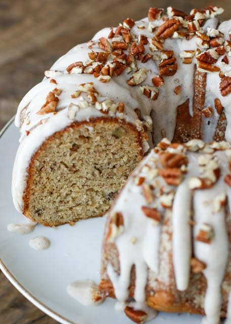 Barefeet In The Kitchen Coconut Pound Cake