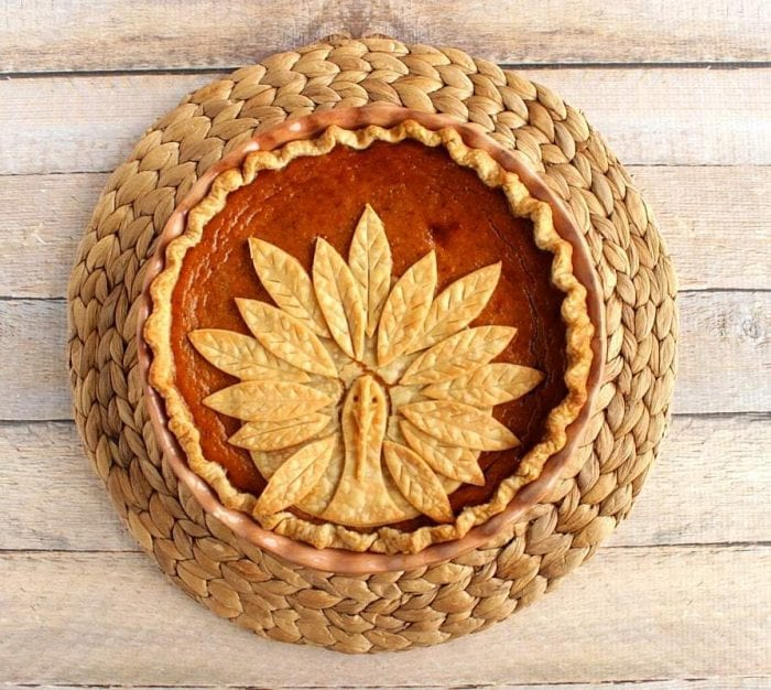 Turkey Pie Crust