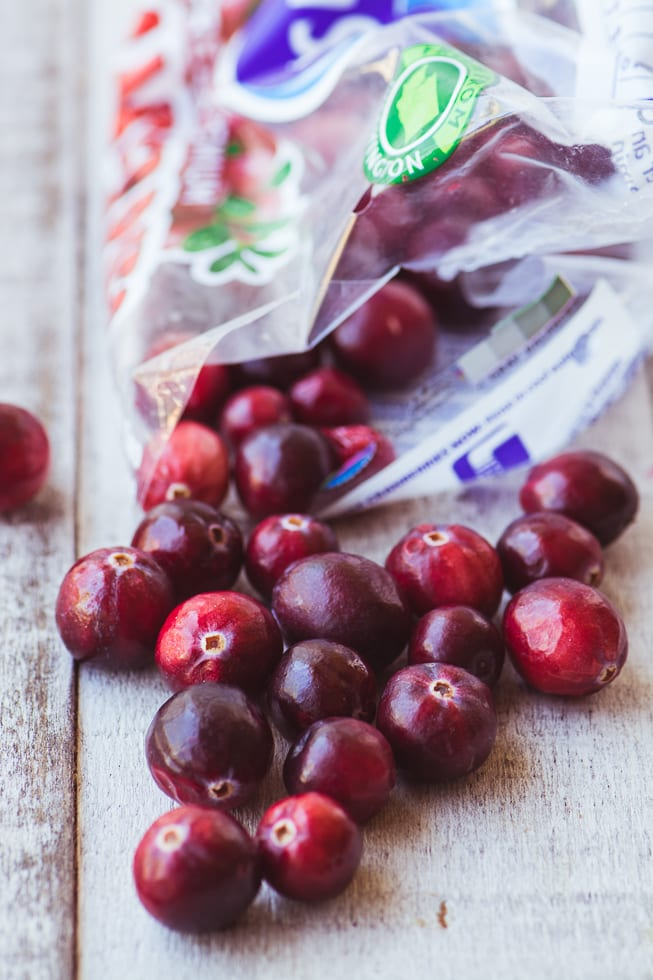 What to Eat Now: Fresh Cranberries ~ I've gathered the best fresh cranberry recipes to help you savor those tangy red berries before they disappear for another year.