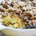 Butter Pecan Sweet Potato Casserole