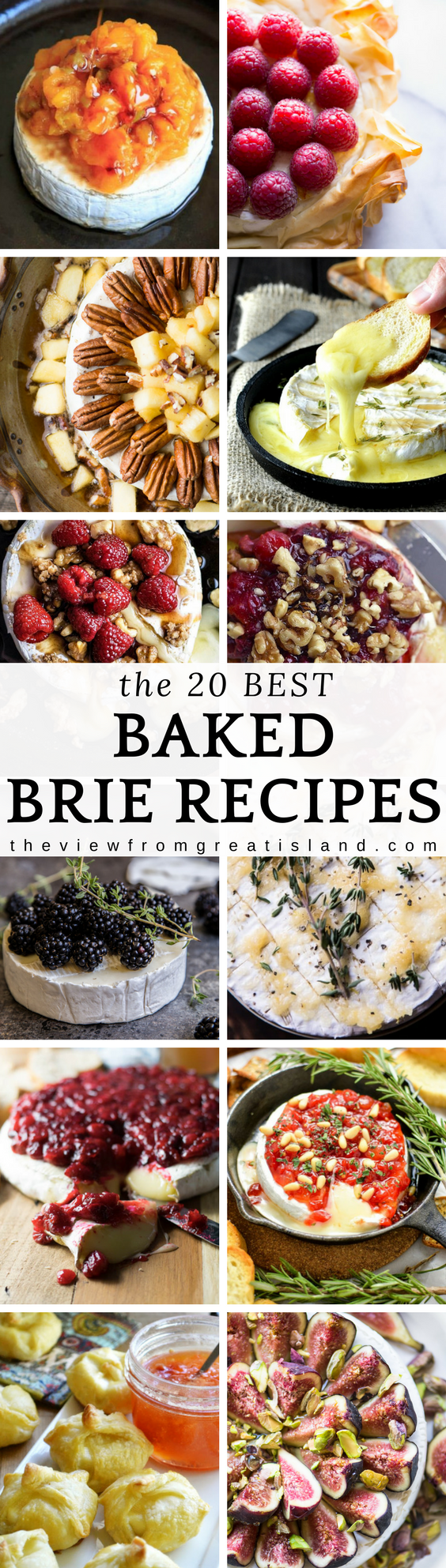 What to Make Now: Baked Brie pin