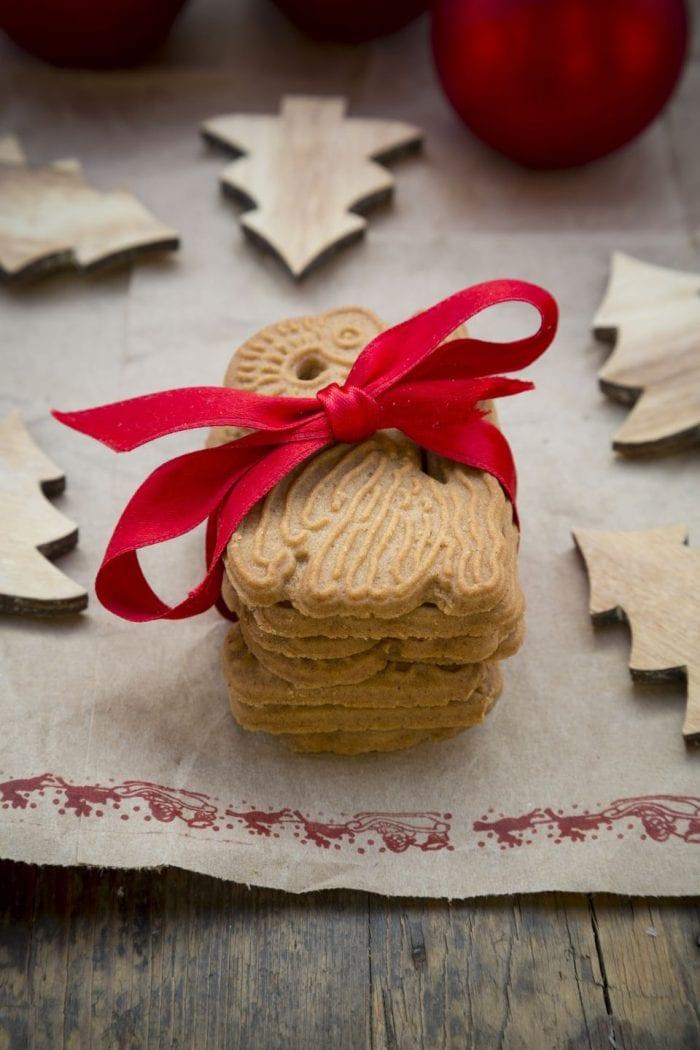 Dutch gingerbread cookies