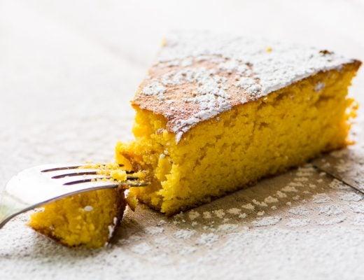 gluten free whole tangerine cake