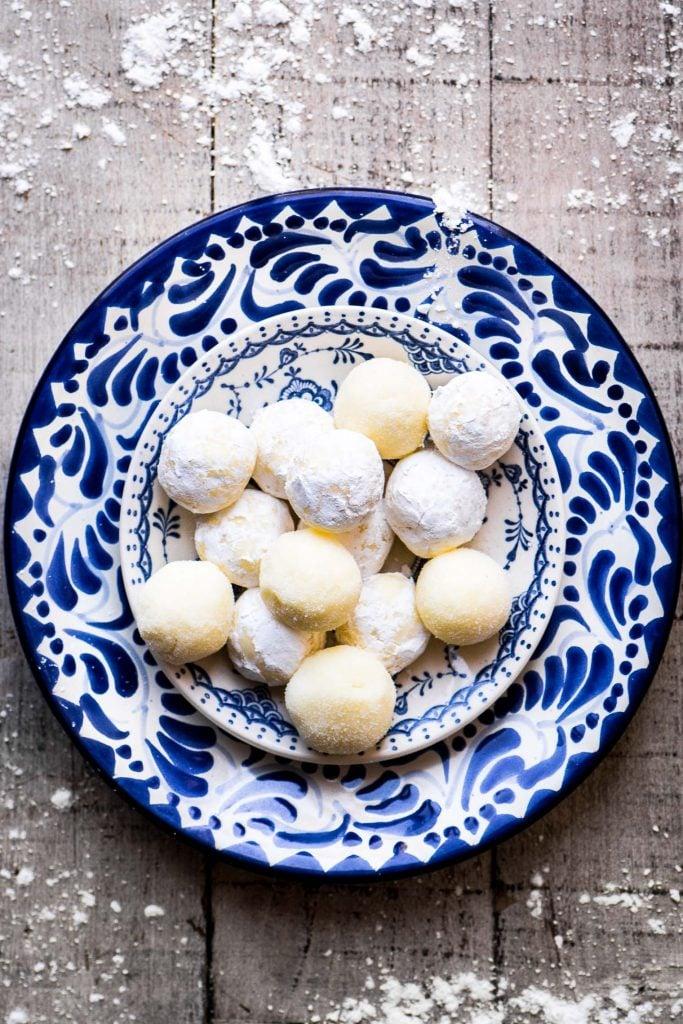 Fresh Lemon Truffles