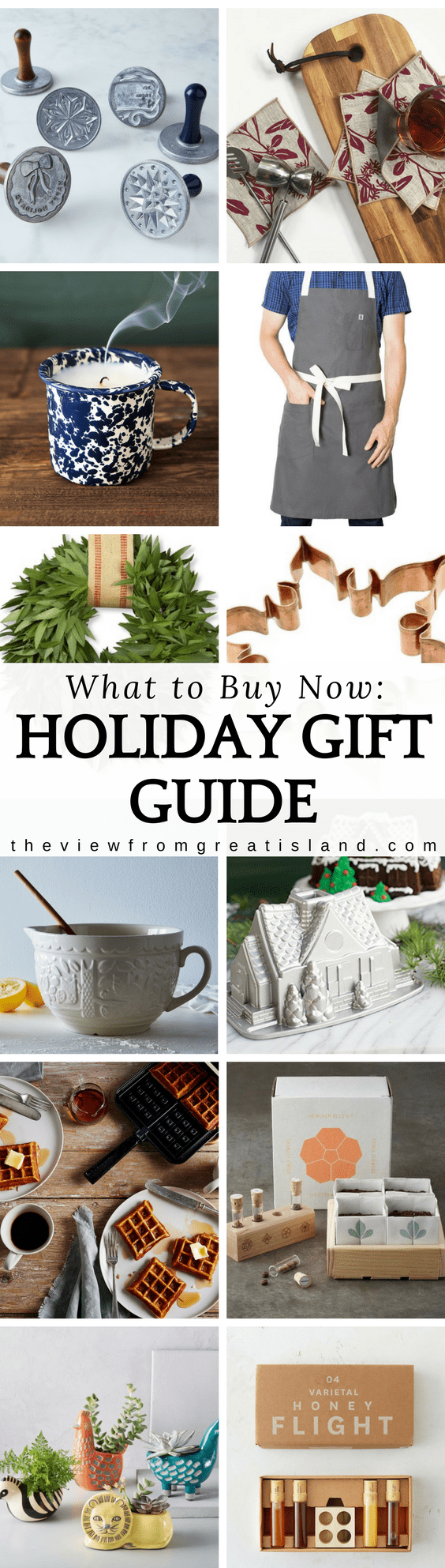 The View from Great Island Gift Guide for all the foodies on your list! #food #gifts #kitchen #kitchengifts #foodgifts #holidaygifts #giftguide #giftsforfoodies #Christmasgiftguide