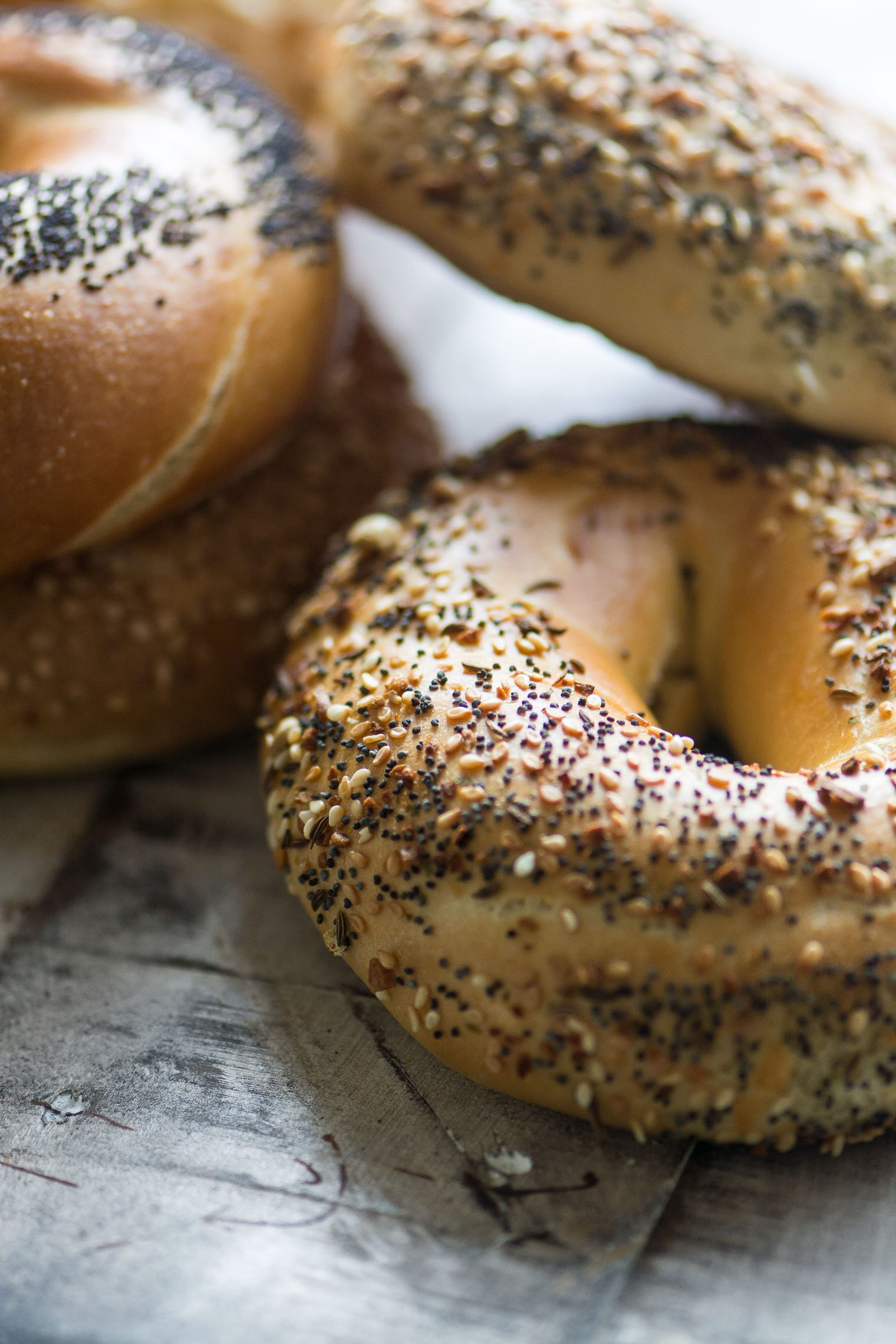 Bagels for a Bagel Bar