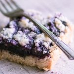 Blueberry Poppy Seed Squares