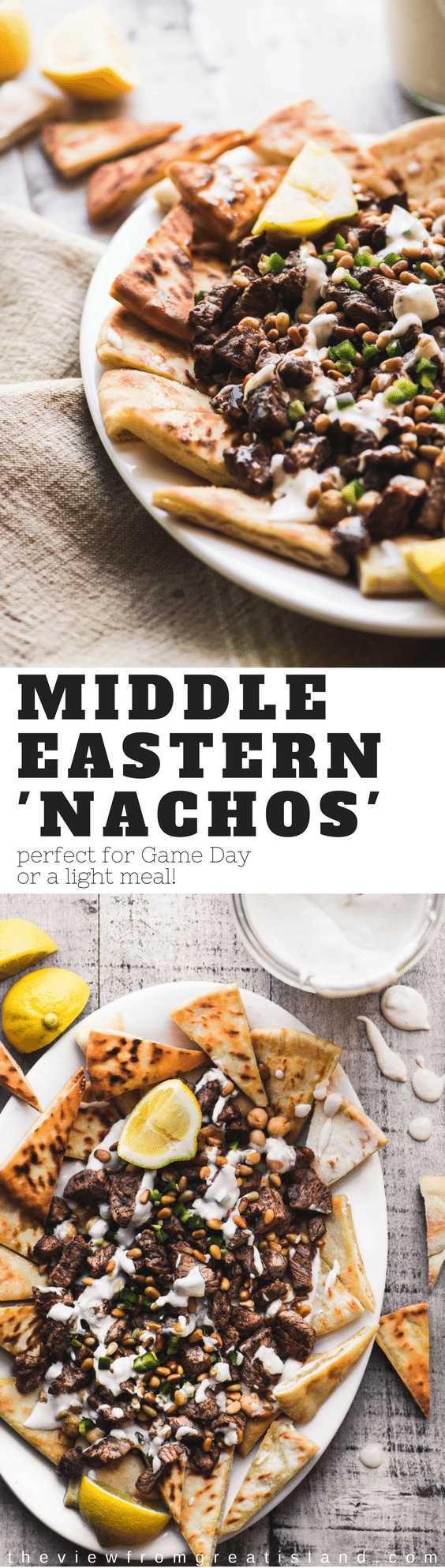 middle eastern nachos pin