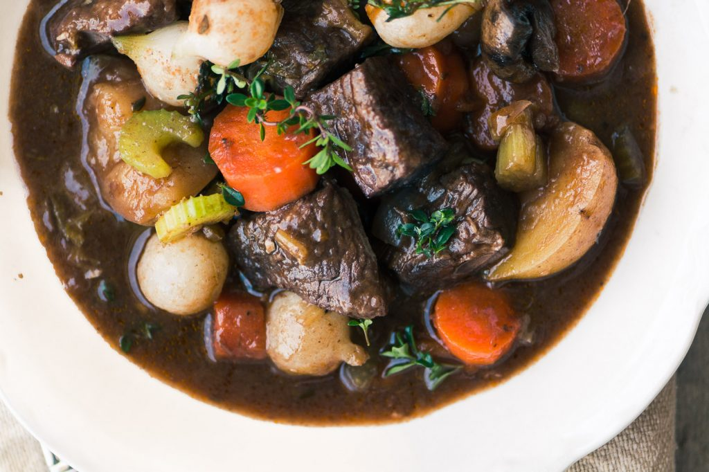 The Best Instant Pot Beef Bourguignon