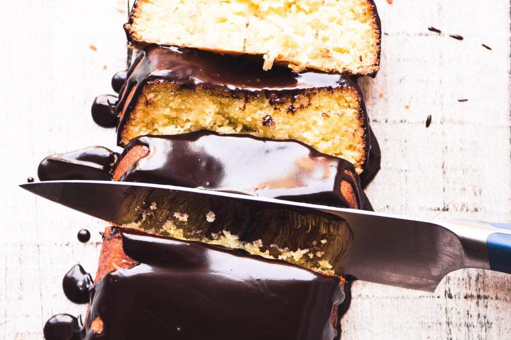 Yotam Ottlenghi's Flourless Coconut Cake