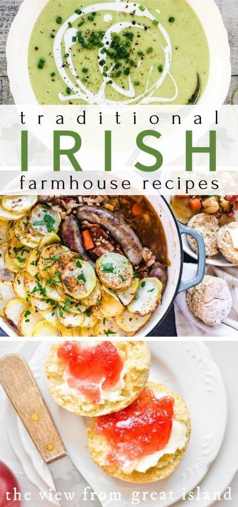 irish recipes pin