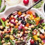 Chopped Asparagus Salad Recipe