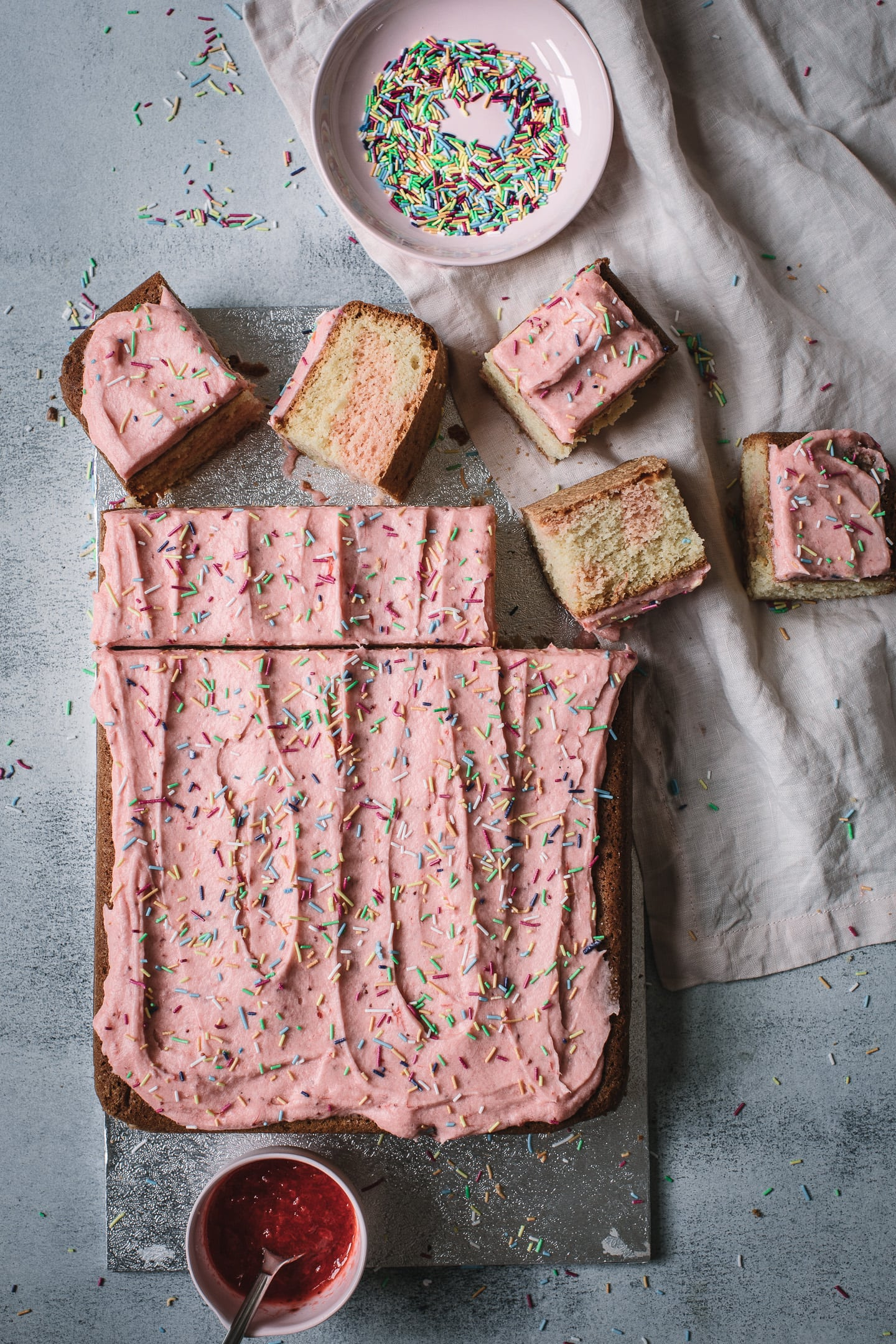 25 Irresistible Sheet Cakes | The View from Great Island