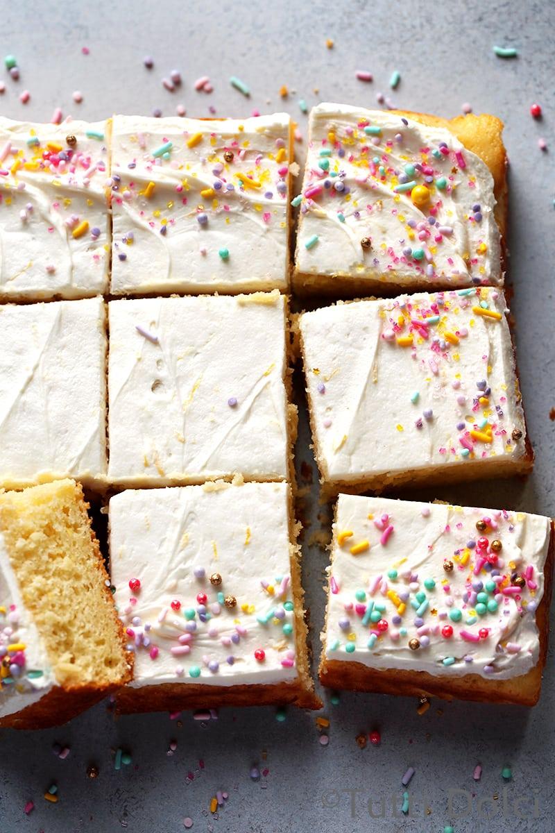 25 irresistible sheet cakes