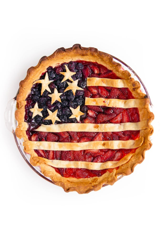 RED WHITE AND BLUE RECIPES YOU ACTUALLY WANT TO EAT! Miss American Pie