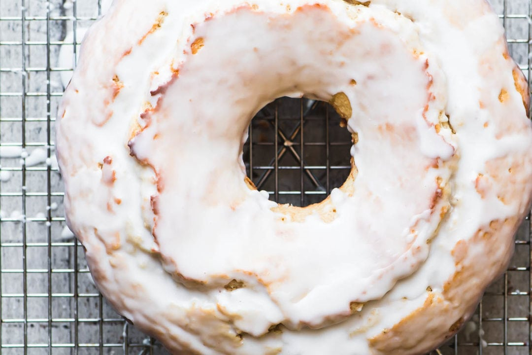 Glazed Old Fashioned Donut Nutrition