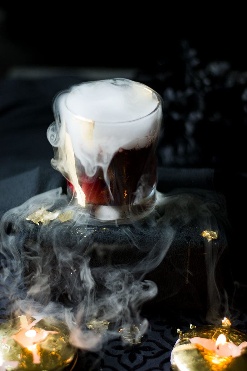 How to make Smoking Cocktails with Dry Ice (or not!)  The View