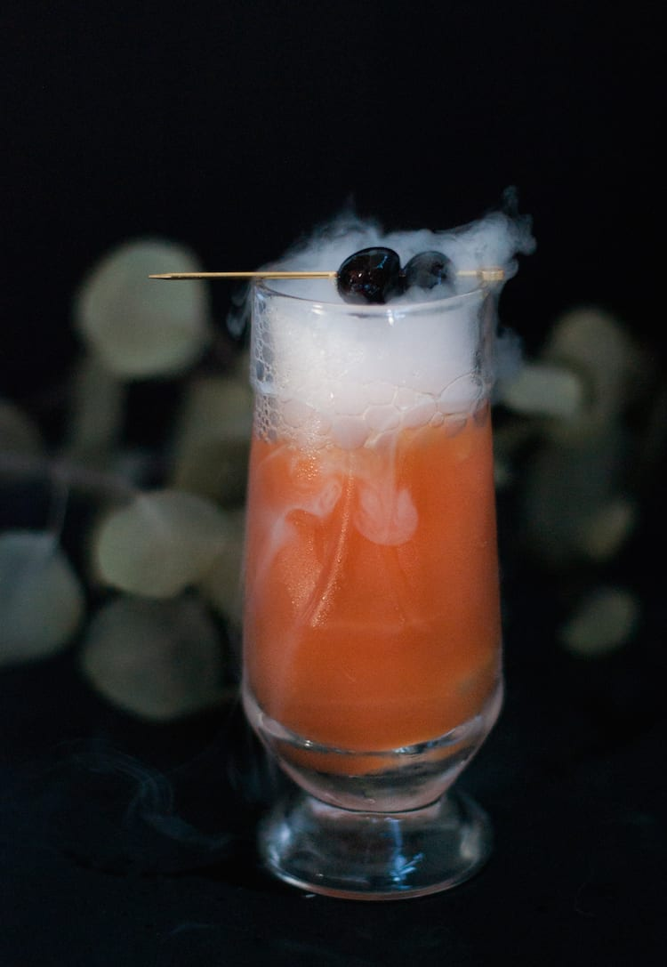 Walking Dead cocktail