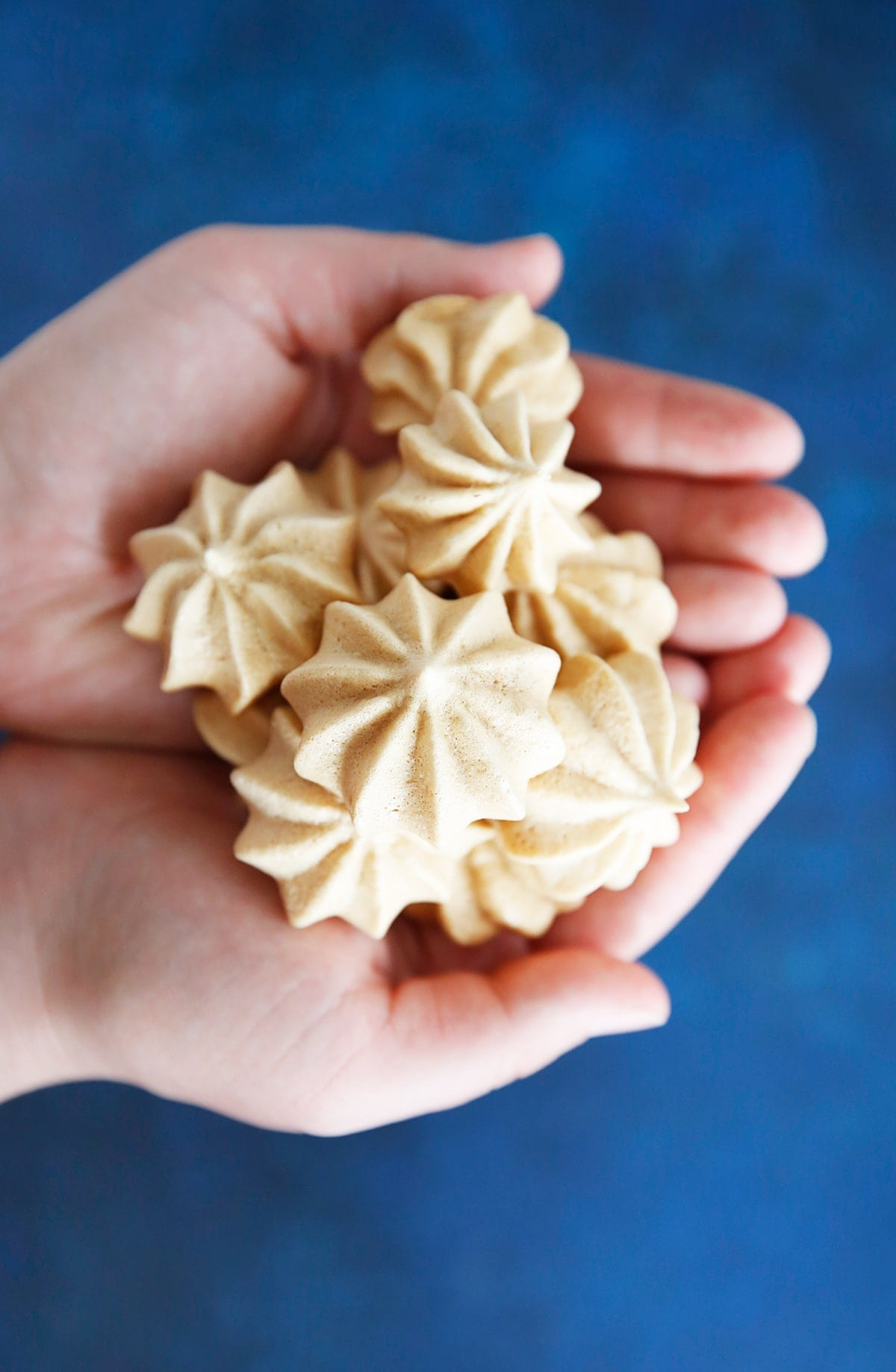 Maple Meringue Cookies ~ 12 Days of Holiday Meringues