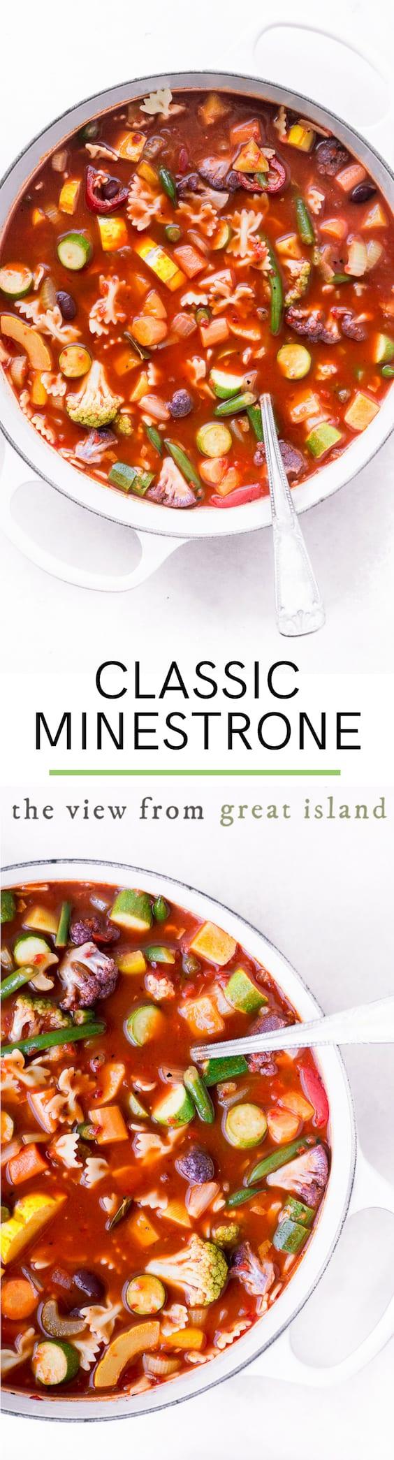 classic minestrone pin