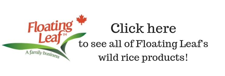 link to Floating Leaf wild rice products