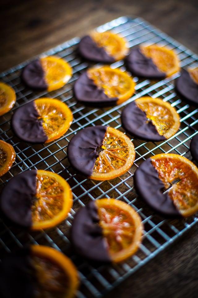 candied citrus slices