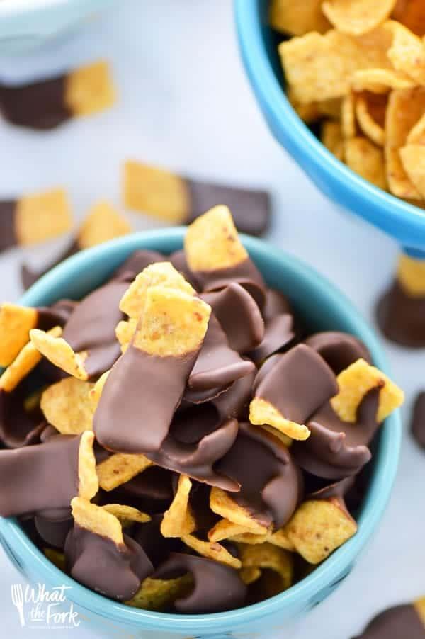 Chocolate Dipped Fritos