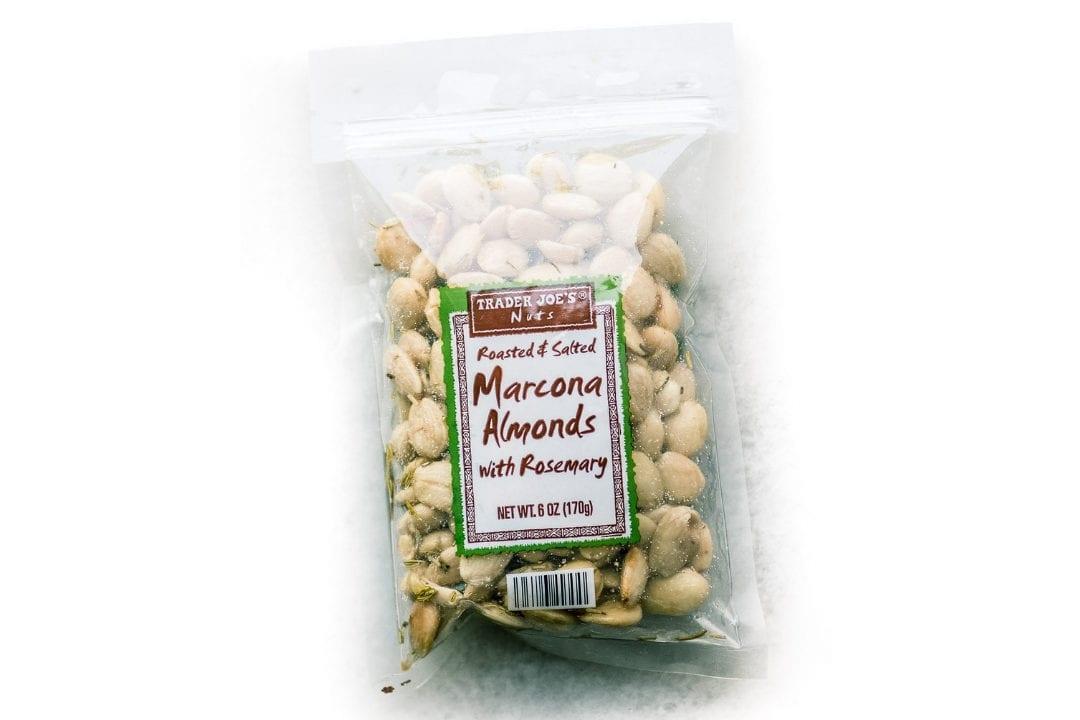 Trader Joe's marcona almonds