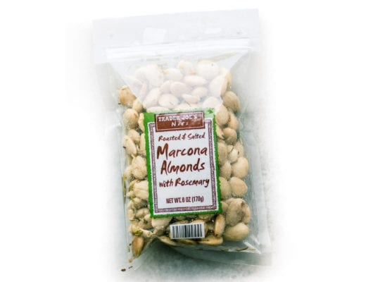 Trader Joe's marcona almonds