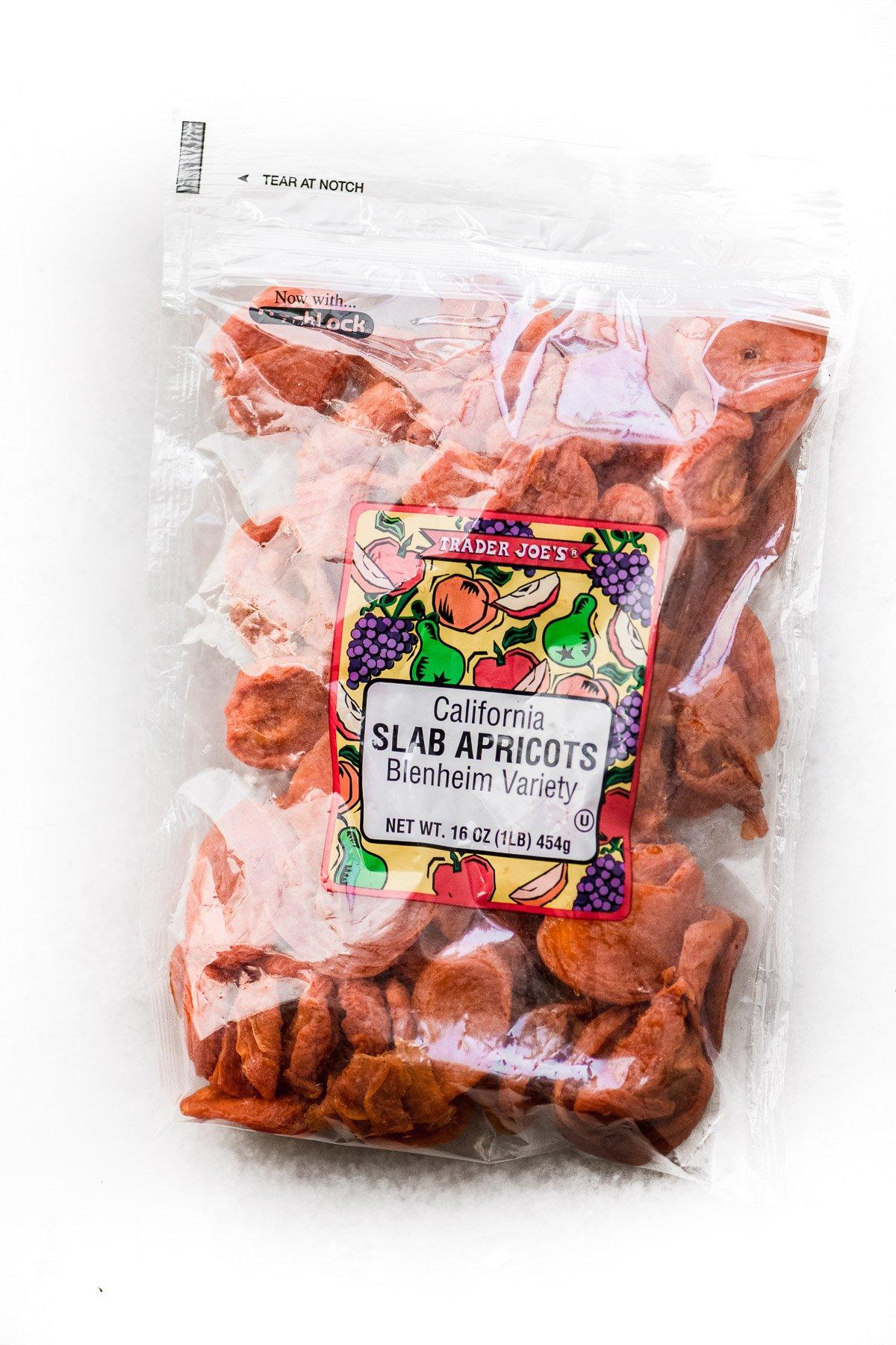 Trader Joe's Slab Apricots
