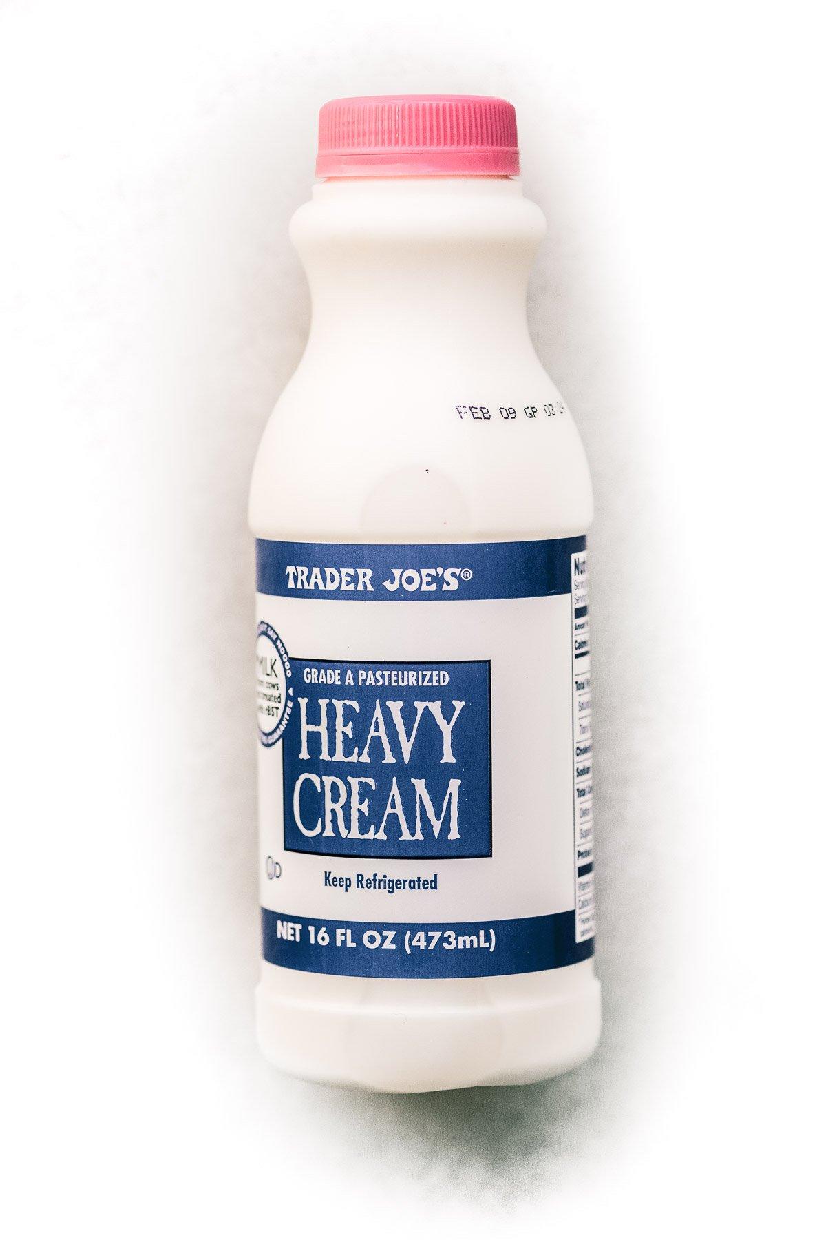 Trader Joe's Heavy Cream