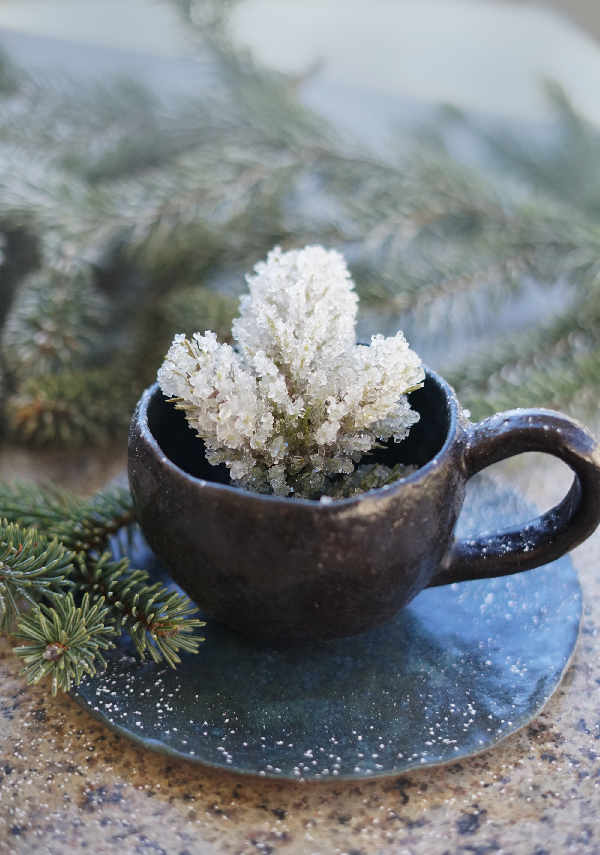 Sparkling Branch Tea
