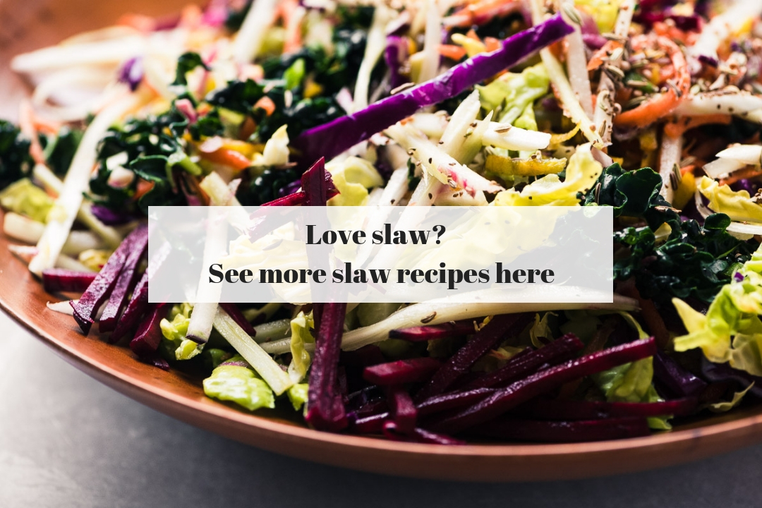 link to more slaw recipes