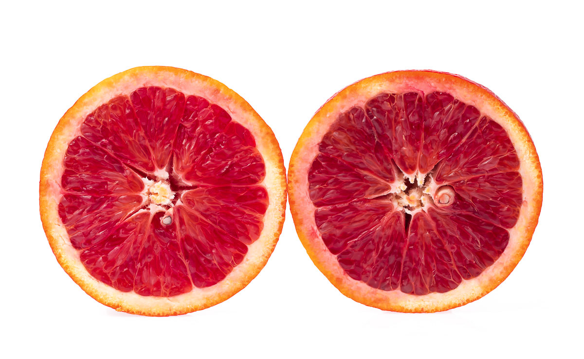 Blood oranges for a Blood Orange Margarita