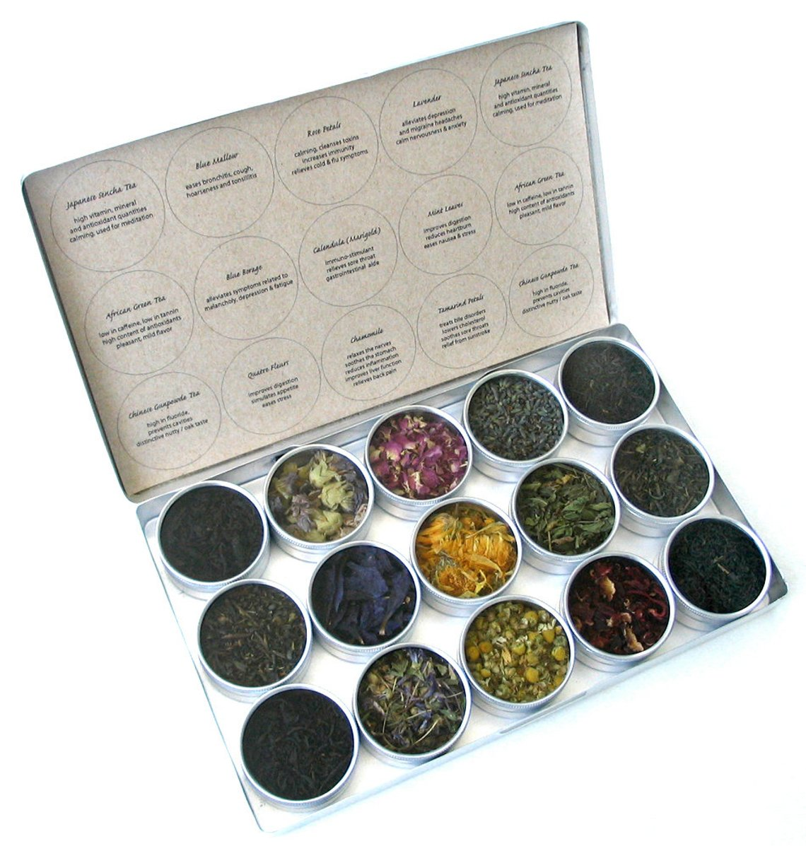 herbal tea kit