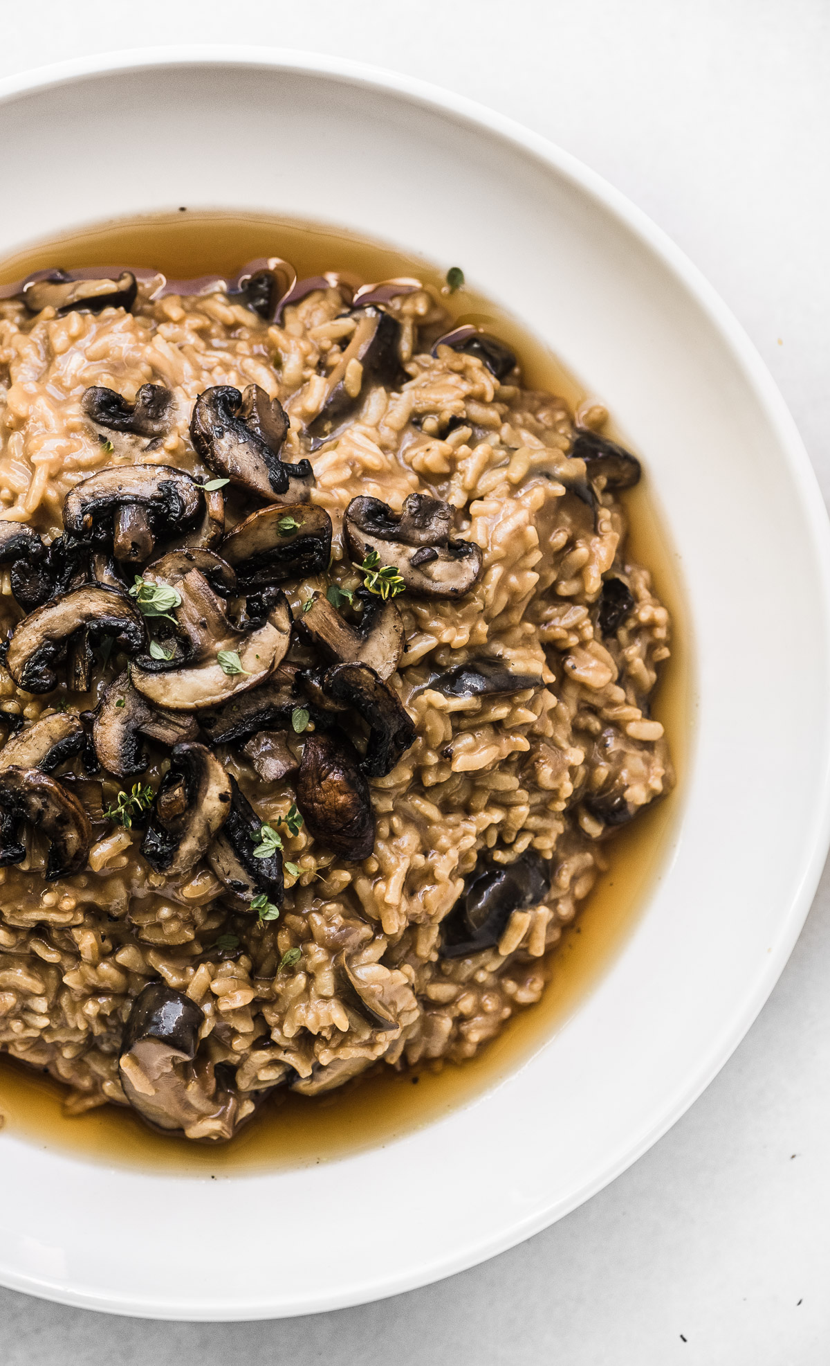 Instant Pot Wild Mushroom Risotto The View From Great Island