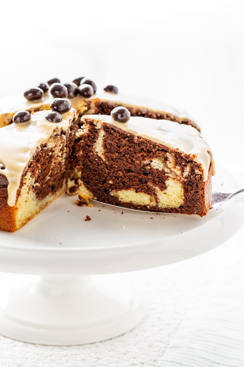 Irish Cream Breakfast Cake