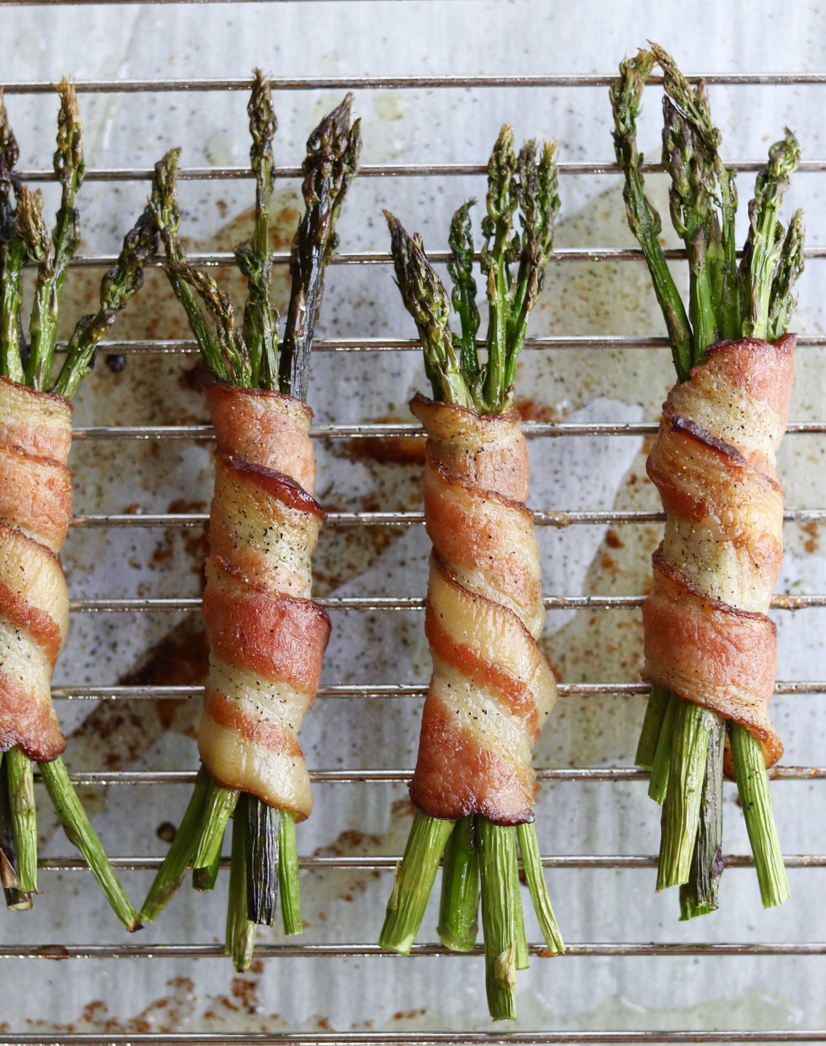 Bacon Wrapped Asparagus