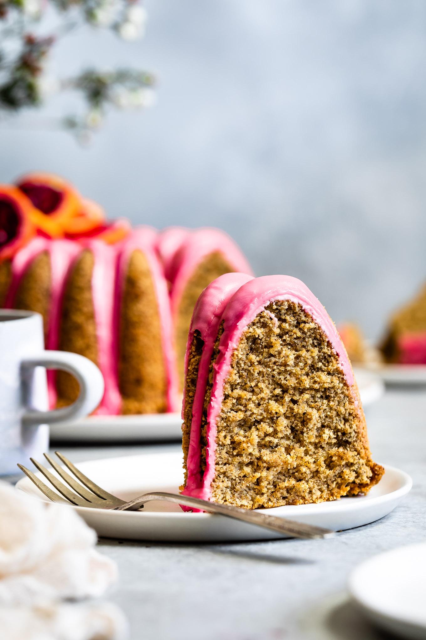 Earl Gresy Gluten Free Bundt Cake