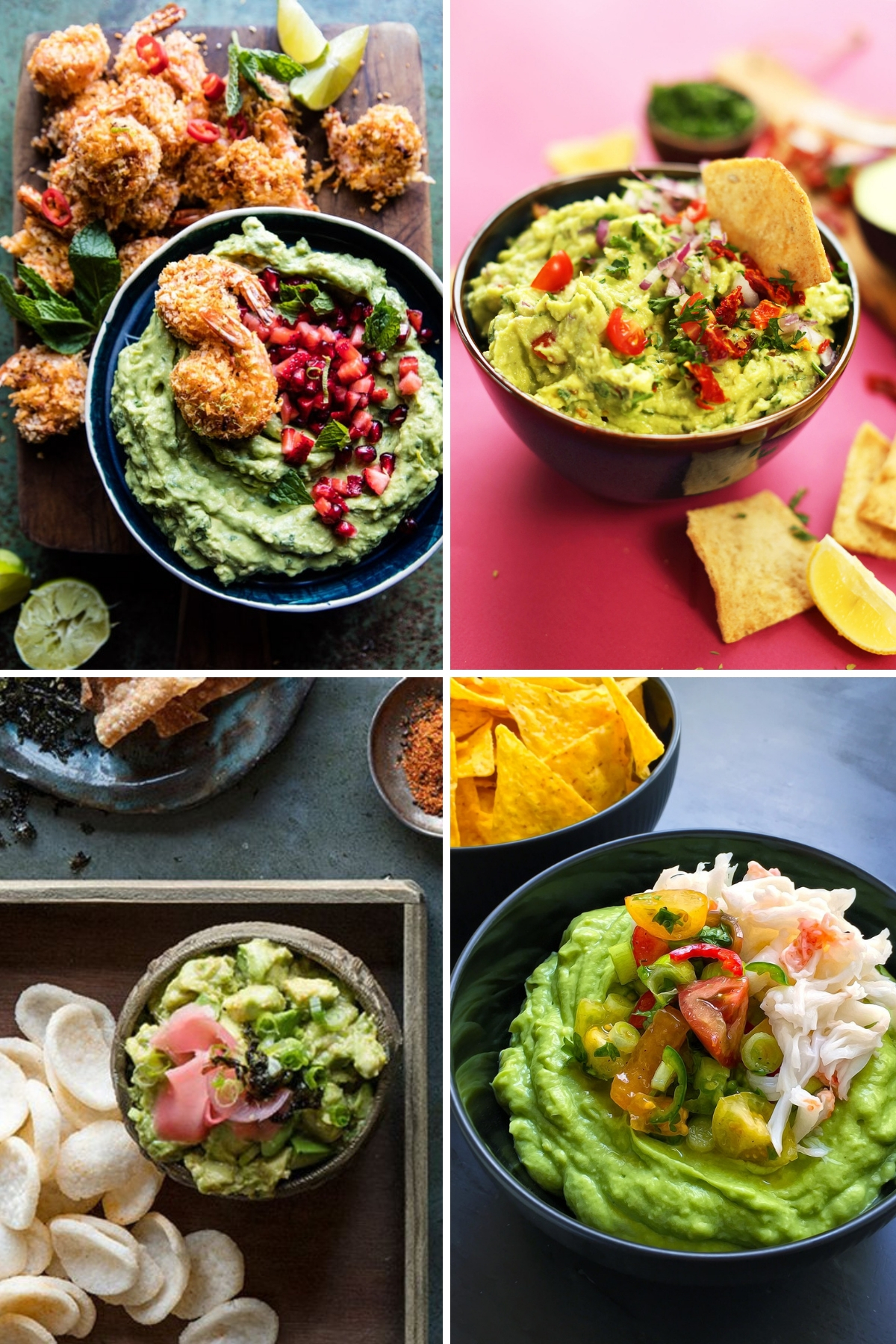 The Ultimate Guide to Guacamole ~ International Guacamole recipes