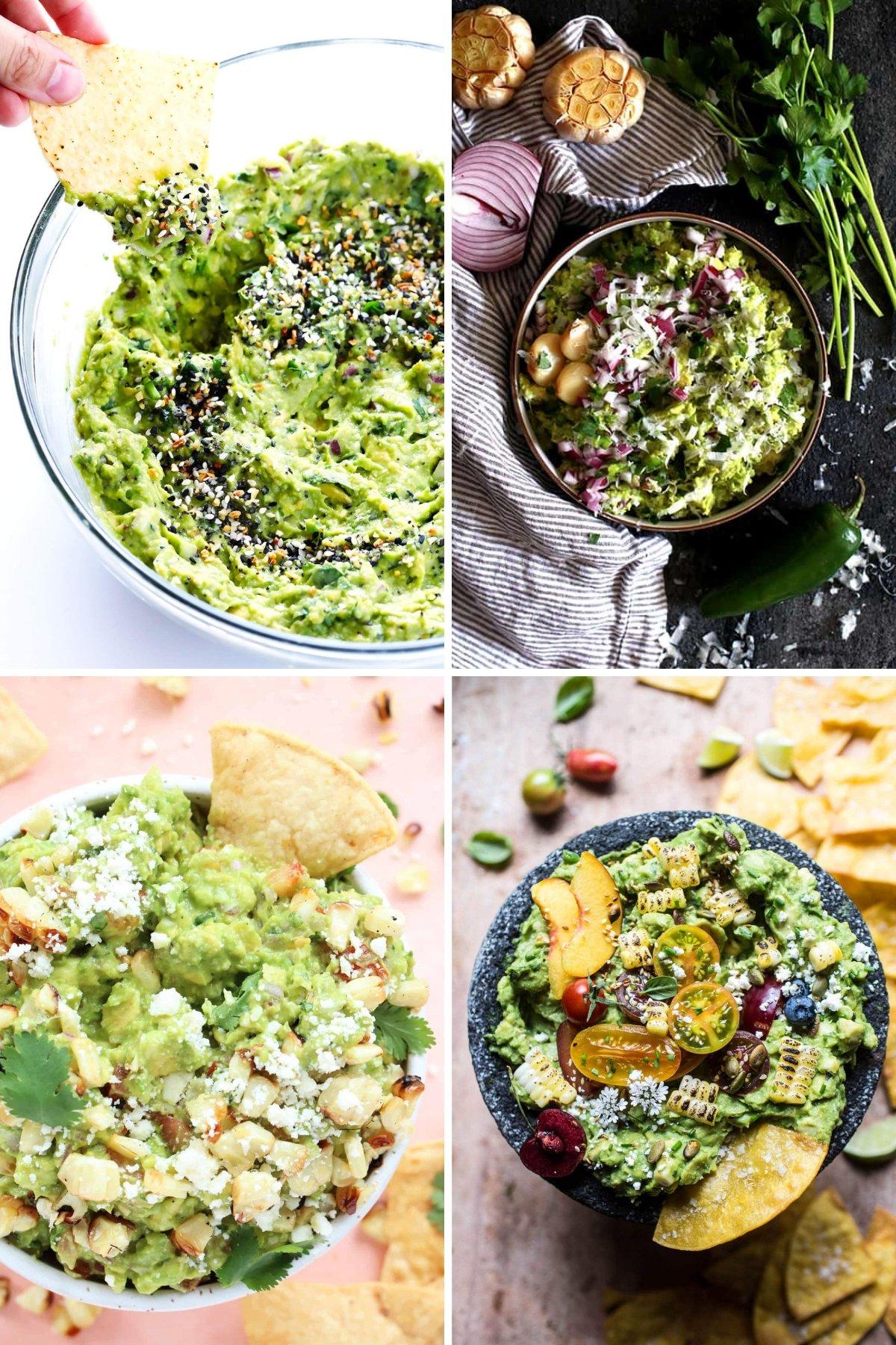 The Ultimate Guide to Guacamole ~ Creative guacamole recipes