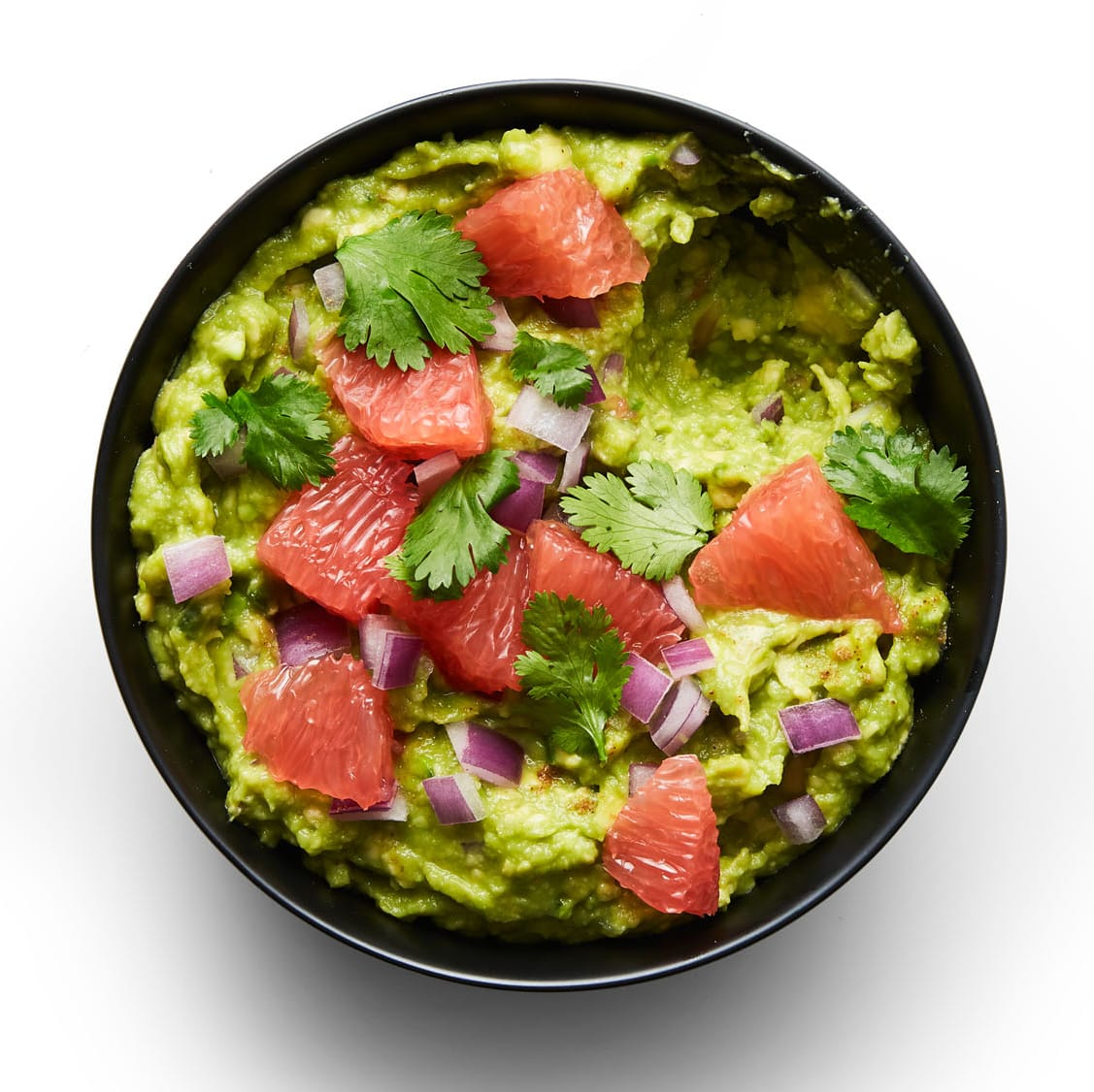Rachel Ray's Grapefruit and Tequila Guacamole