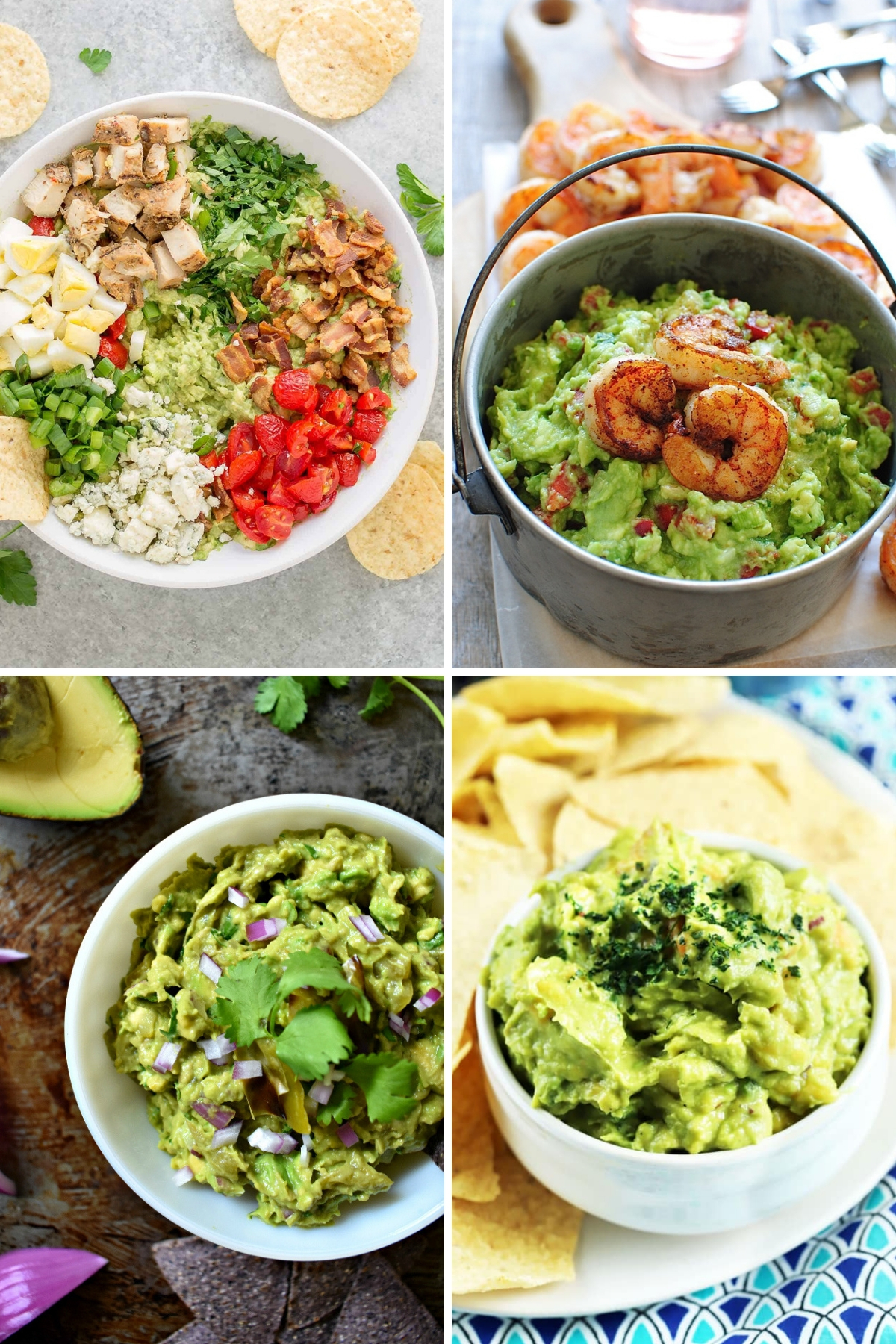 The Ultimate Guide to Guacamole ~ regional guacamole recipes
